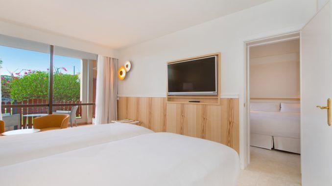 habitaciones comunicadas de luxe