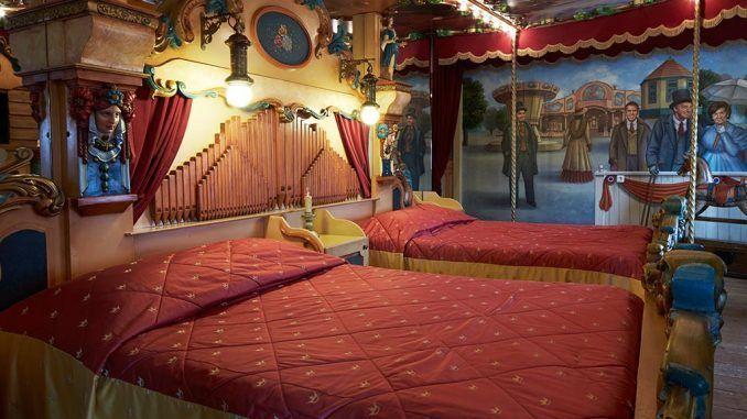 Un hotel de cuento de Hadas al lado de Efteling