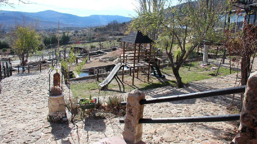 Casa rural con animales sierra de madrid la tejera de lozoya - Casa rural con perro madrid ...
