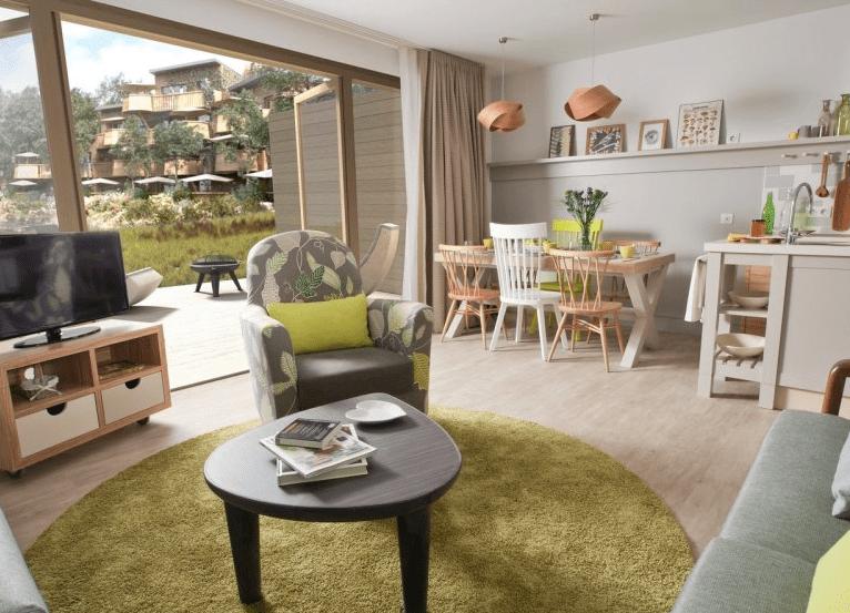 Un hotel familiar espectacular en Paris:  Villages Nature Paris