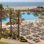 piscina del hotel