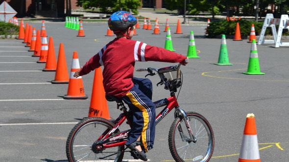 escuela bicicleta