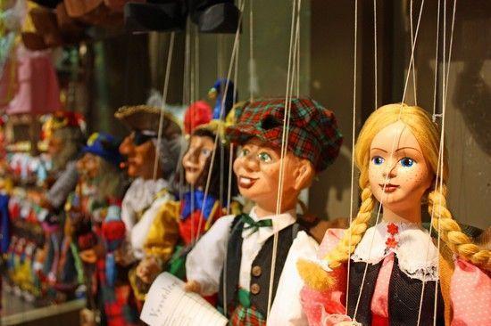 48551 praga museo delle marionette