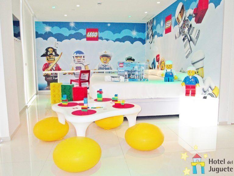 hotel tematico para niños Playmobil