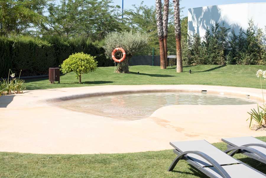 piscina infantil del hotel