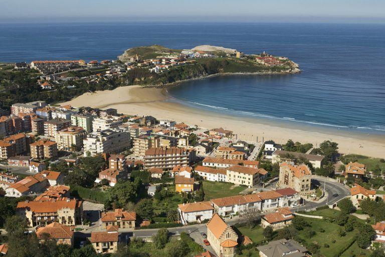 playa de Suances