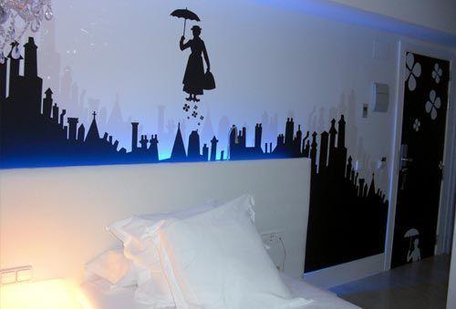habitacion mery poppins