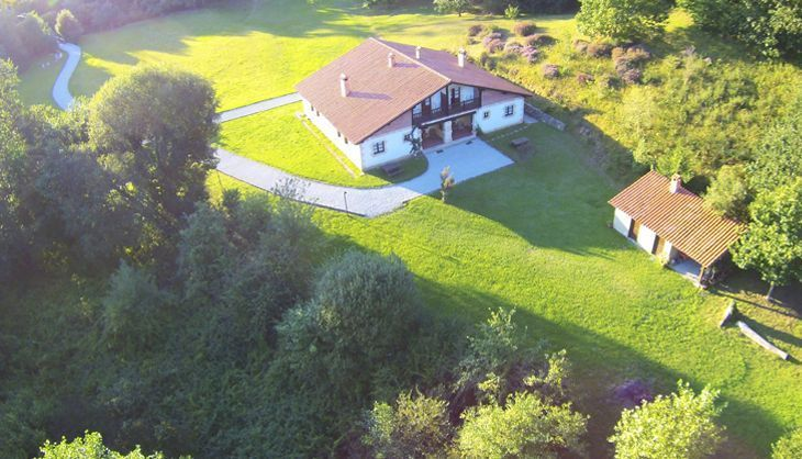 Una casa rural con mucho encanto en Cantabria