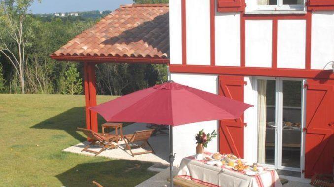 casas vacaciones Biarritz