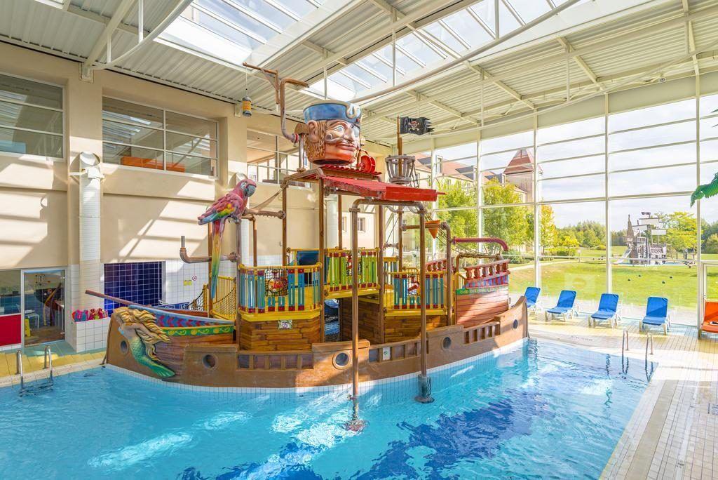 hotel para familias cerca de Disneyland Paris