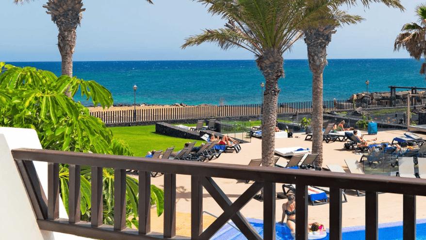 Hotel en Fuerteventura Barcelo Castillo Royal