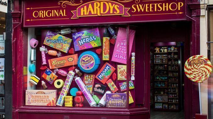 Tienda caramelos london