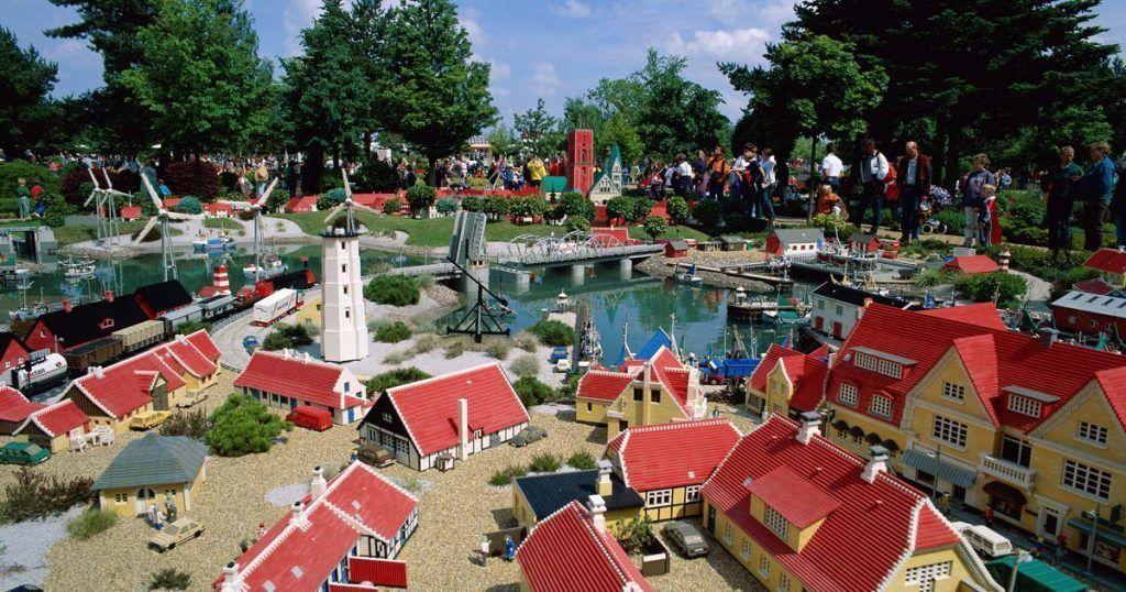 Dinamarca con niños Legoland Billund