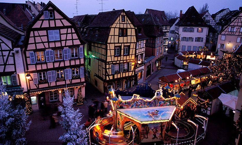 Mercadillos Navidad Colmar