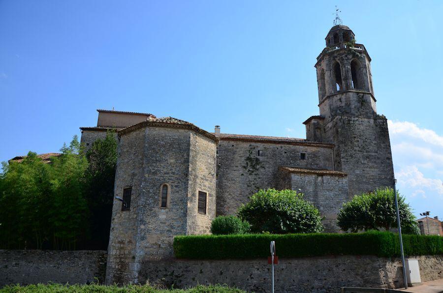 Monasterio de Sant Esteve
