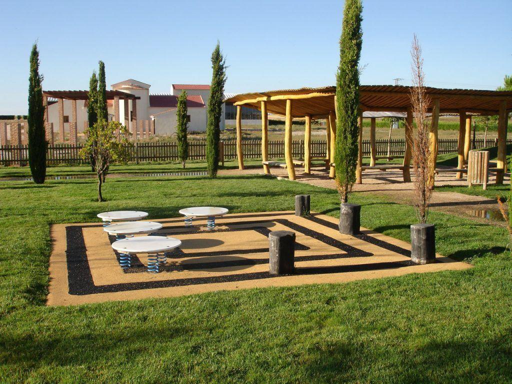parque infantil del Museo Romano