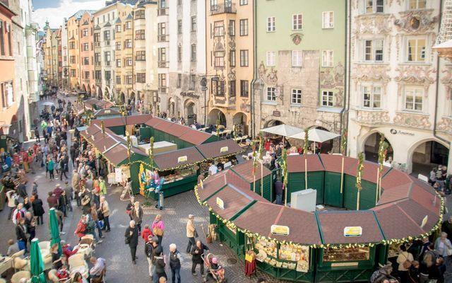 Mercado de Pascua de Innsbruck