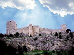 castillo de santa catalina
