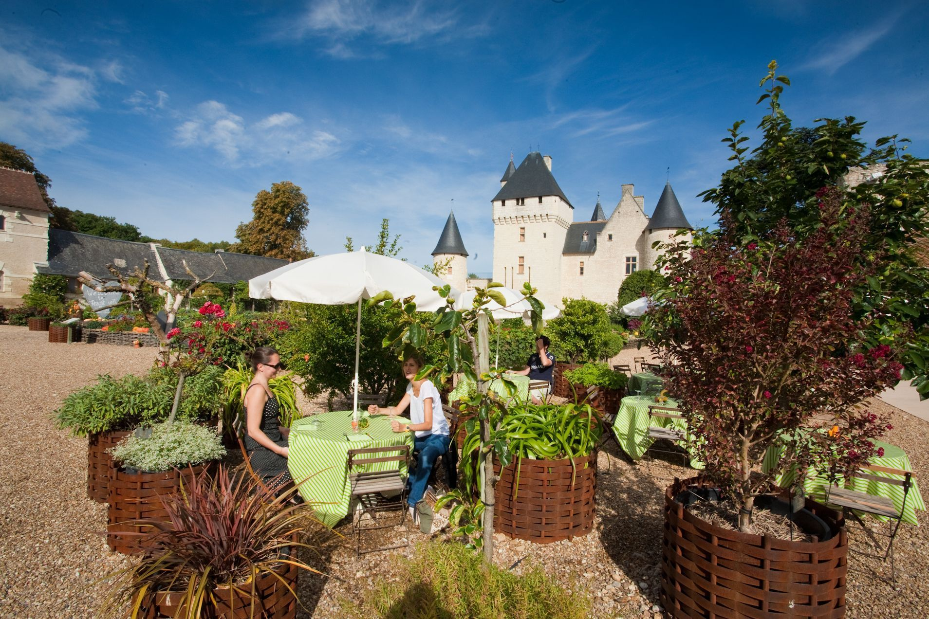 restaurante del castillo